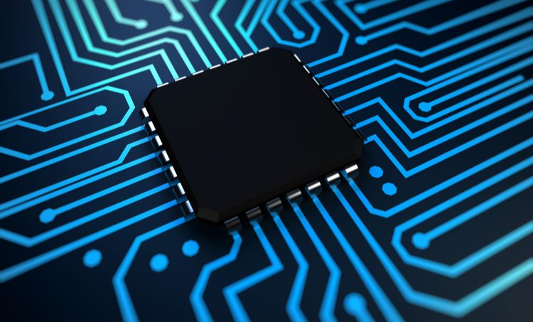3D electronic component models on a PCB